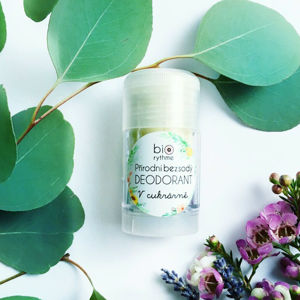 Biorythme Přírodní bezsodý deodorant V cukrárně (velký)
