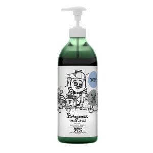 Yope Přírodní čistící prostředek na mytí nádobí Bergamot, Verbena & Bazalka