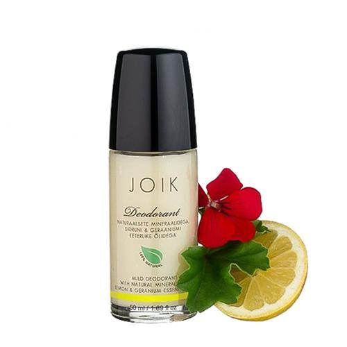 Přírodní deodorant s citronem a muškátem Joik