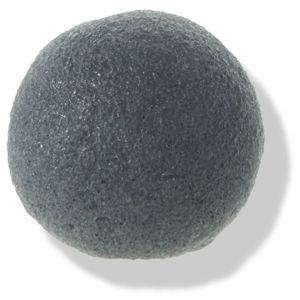 100% Pure Přírodní houba Konjack a Bambusové uhlí