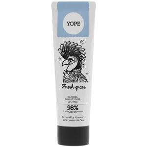 Yope Přírodní kondicionér pro mastné vlasy Čerstvá tráva