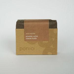 Ponio Přírodní mýdlo Aloe kapské
