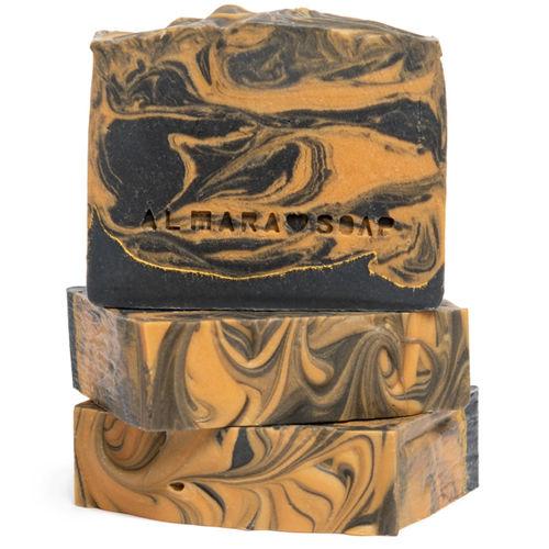 Ručně vyráběné mýdlo Amber Nights expirace 1/2020 Almara Soap