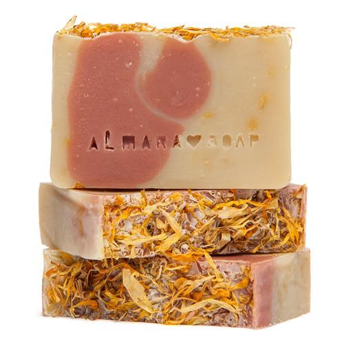 Přírodní mýdlo Babiččina zahrádka Almara Soap