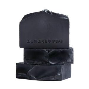 Almara Soap Přírodní mýdlo Black As My Soul