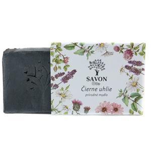 Savon Přírodní mýdlo Černé uhlí