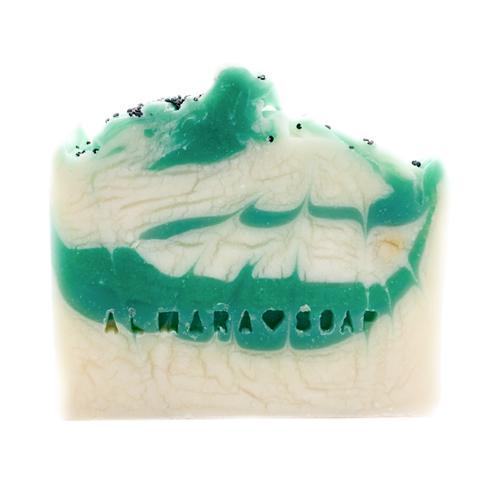 Přírodní mýdlo Cucumber Kiwi Cocktail Almara Soap