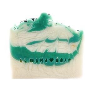 Almara Soap Přírodní mýdlo Cucumber Kiwi Cocktail