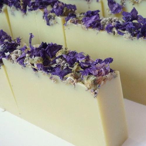Přírodní mýdlo Dvojitá levandule Ponio