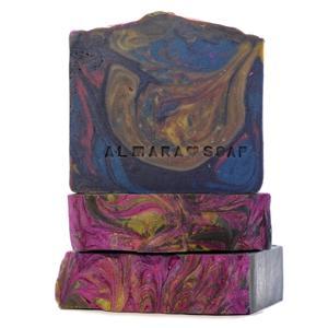Almara Soap Ručně vyráběné mýdlo Hvězdný prach