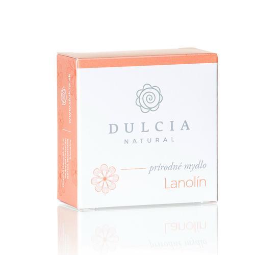 Přírodní mýdlo - lanolin Dulcia natural