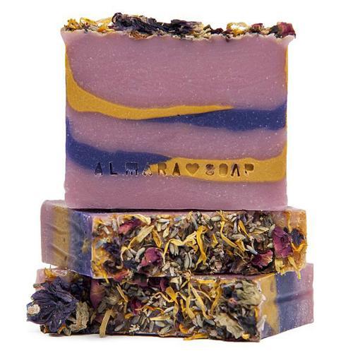 Přírodní mýdlo Letní Romance Almara Soap