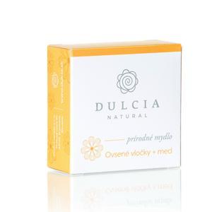 Dulcia natural Přírodní mýdlo - ovesné vločky + med