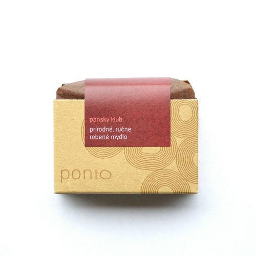 Přírodní mýdlo Pánský klub Ponio