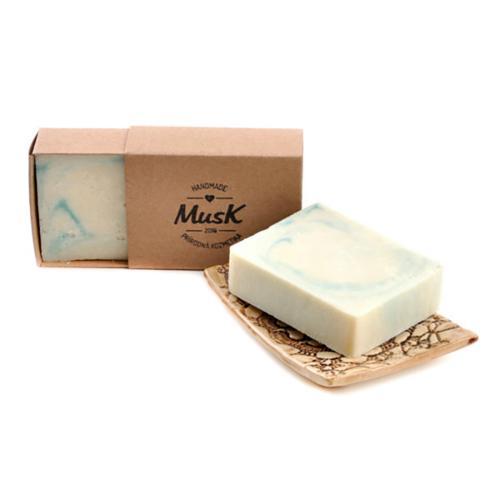 Přírodní mýdlo SŮL NAD ZLATO MusK