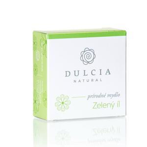 Dulcia natural Přírodní mýdlo - zelený jíl