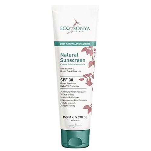 Přírodní opalovací krém SPF 30 - Natural Sunscreen Eco by Sonya