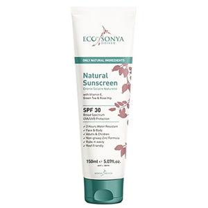 Eco by Sonya Přírodní opalovací krém SPF 30 - Natural Sunscreen