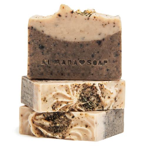 Přírodní tuhý šampon Dry Hair Almara Soap