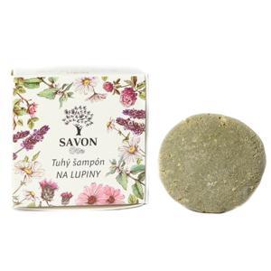 Savon Přírodní tuhý šampon Lupy 25 g - papírová krabička