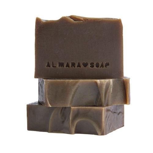 Přírodní tuhý šampon New Hair Almara Soap