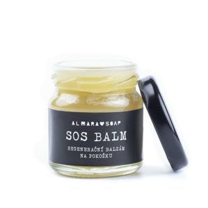 Almara Soap Almara soap Přírodní univerzální regenerační balzám na pokožku SOS Balm