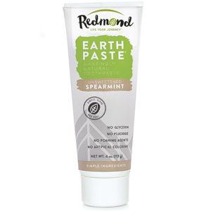 Redmond Přírodní zubní pasta s bentonitovým jílem a mátou kadeřavou (bez xylitolu)