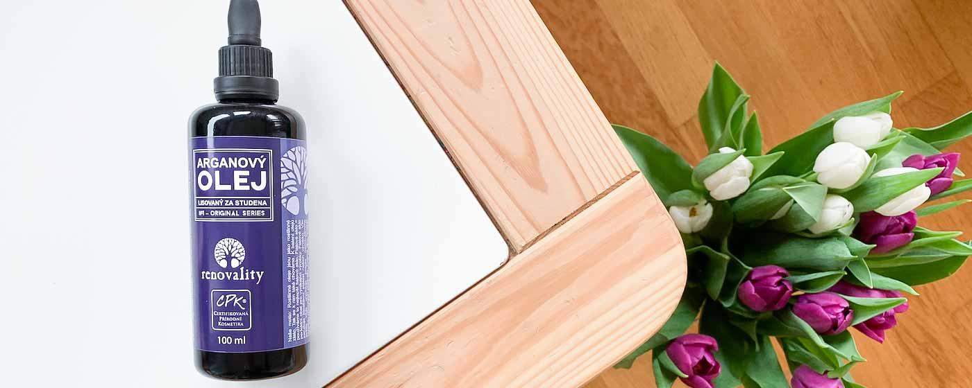 Proč si koupit arganový olej