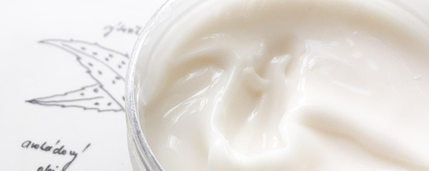 Produktová víla pro Vás testuje - Borůvkový tělový jogurt od Mara Naturals