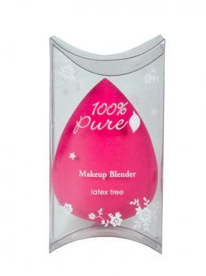 100% Pure Profesionální houbička makeup blender