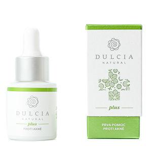 Dulcia natural První pomoc Akné