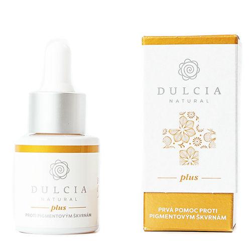 První pomoc Pigmentové skvrny Dulcia natural