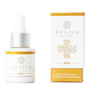 Dulcia natural První pomoc Pigmentové skvrny