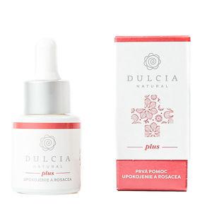 Dulcia natural První pomoc Rosacea