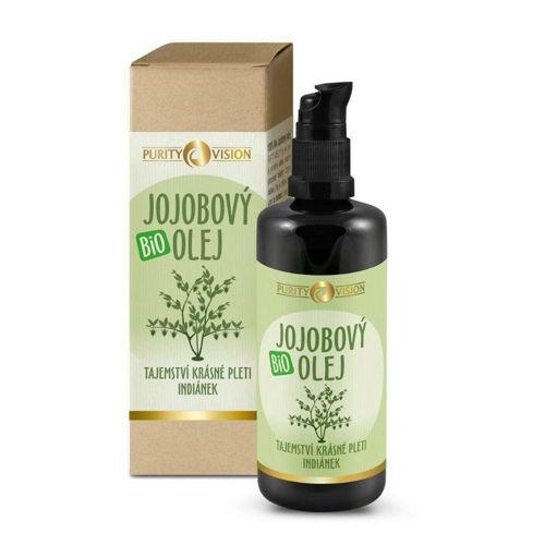 PURITY VISION Bio Jojobový olej 50 ml PURITY VISION