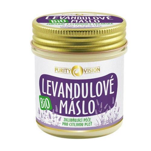 PURITY VISION Bio Levandulové máslo 120 ml PURITY VISION
