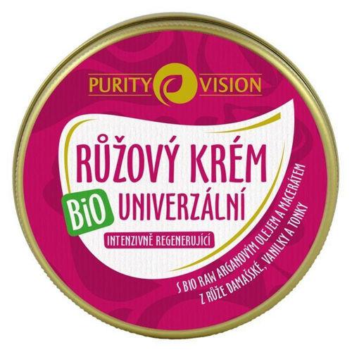 PURITY VISION Bio Růžový krém univerzální PURITY VISION