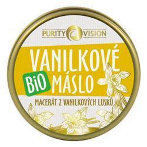 PURITY VISION Bio Vanilkové máslo 20 ml PURITY VISION
