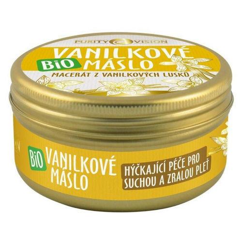 PURITY VISION Bio Vanilkové máslo 70 ml PURITY VISION
