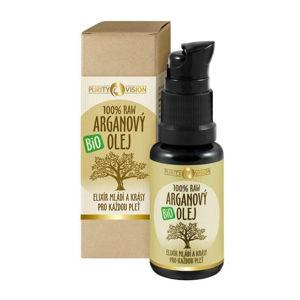 PURITY VISION PURITY VISION raw bio arganový olej 30 ml