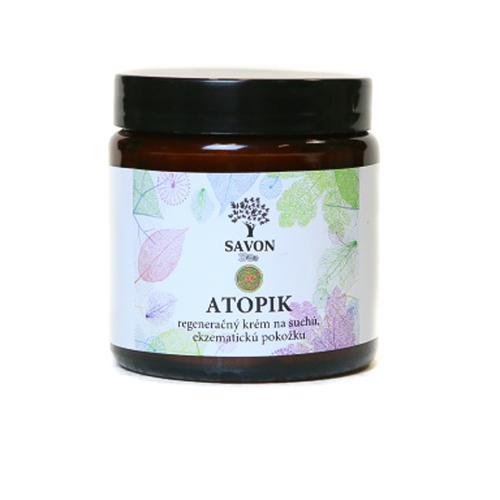 Regenerační krém Atopik 60 ml Savon