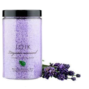 Joik Relaxační koupelová sůl s olejem z levandule