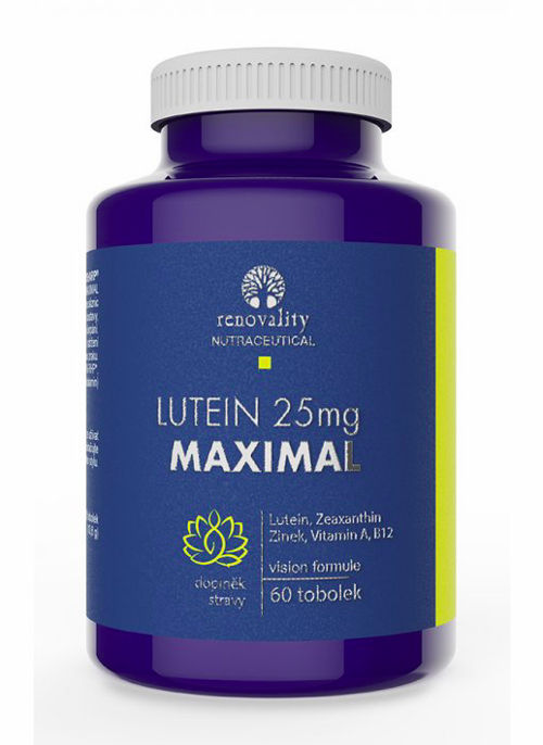 RENOVALITY Lutein Maximal Renovality