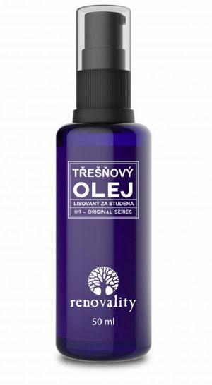 Renovality RENOVALITY Třešňový olej lisovaný za studena