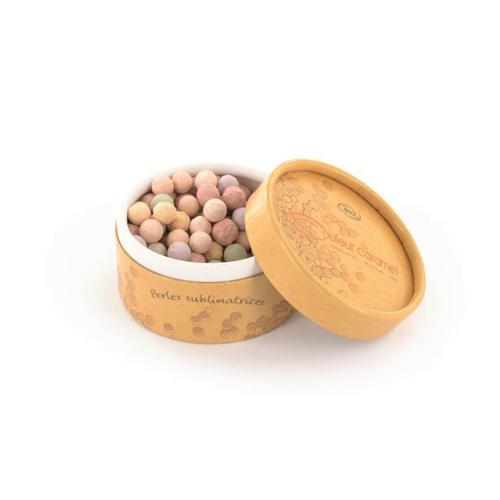 Rozjasňující kuličkový pudr 241 Fair Couleur Caramel