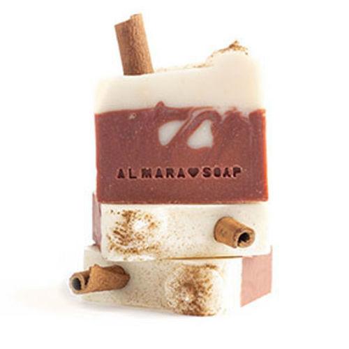 Ručně vyráběné mýdlo Apple Cider Almara Soap
