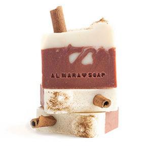 Almara Soap Ručně vyráběné mýdlo Apple Cider