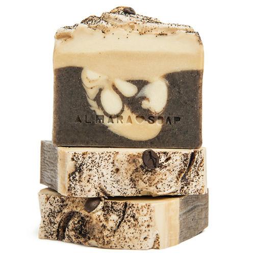 Ručně vyráběné mýdlo Coffee Time Almara Soap