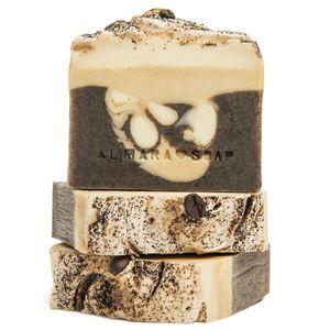 Almara Soap Ručně vyráběné mýdlo Coffee Time