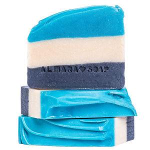 Almara Soap Ručně vyráběné mýdlo Gentlemen's Club